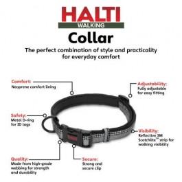 HALTI Collar Blue - Large - Dogtor