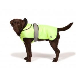 "Danish Design Ultimate 2-in-1 Dog Coat - Hi Vis (20"") - Dogtor"