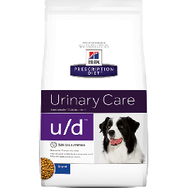 Hill's Prescription Diet Canine U/D 12 kg - Dogtor