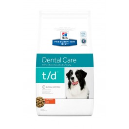 Hills' Prescription Diet t/d Canine Dry 10kg