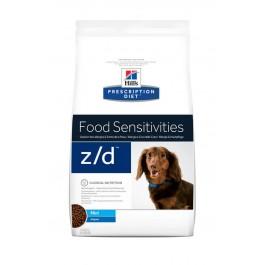 Hill's Prescription Diet Canine Z/D MINI Allergy & Skin Care 1.5 kg - Dogtor