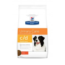 Hill's Prescription Diet c/d Canine Dry
