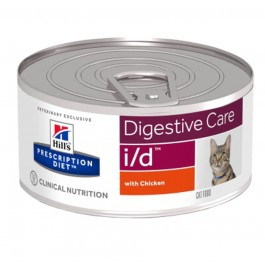 Hill's Prescription Diet i/d Feline Minced with Chicken Wet