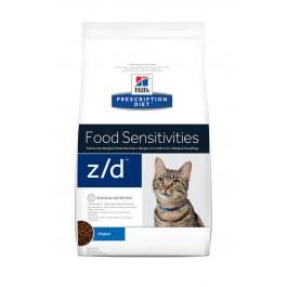 Hill's Prescription Diet Feline Z/D Allergy & Skin Care 2 kg - Dogtor
