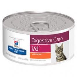 Hill's Prescription Diet i/d Feline Minced with Chicken Wet