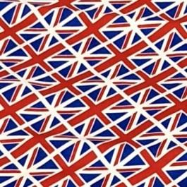Proper Dog GB Union Jack Print Bandana - Large