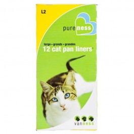 Van Ness Litter Tray Liners - Large - Dogtor