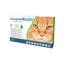 Stronghold Plus Extra Large Cat - Dogtor.vet