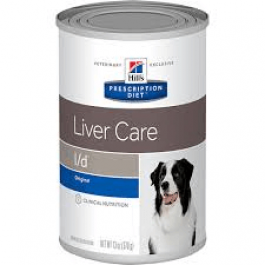 Hill's Prescription Diet Canine L/D 12 x 370 grs - Dogtor