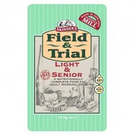 Skinners Field & Trial Light & Senior 15kg - Dogtor