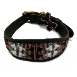 Malulu Bajuni Lurcher Dog Collar - Mini - Dogtor
