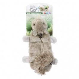 Gor Wild Multi-Squeak Squirrel (30cm) - Dogtor
