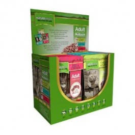 Natures Menu Cat Multipack 12 x 100g (Pack of 4) - Dogtor