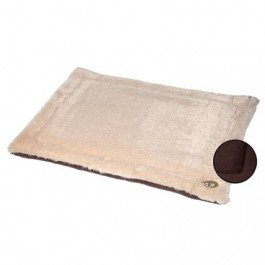Gor Pets Nordic Brown Crate Mat - Extra Large