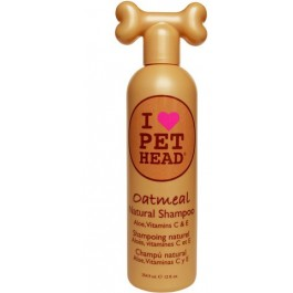 Pet Head Oatmeal Natural 354 ml - Dogtor