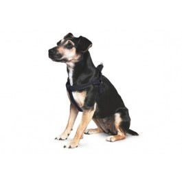 Ancol Padded Reflective Harness for Extra Large Dogs - Black