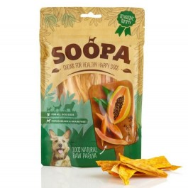 Soopa Papaya Chews 85g - Dogtor