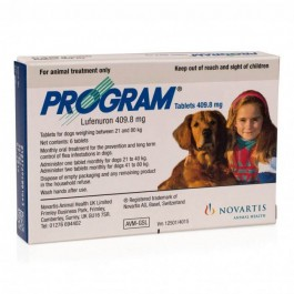 Program Tablets Large Dogs - Dogtor.vet