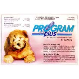 Program Plus for very small dogs