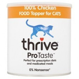 Thrive ProTaste Chicken Topper for Cats 170g - Dogtor