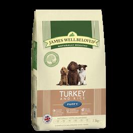 James Wellbeloved Senior Dog Turkey & Rice