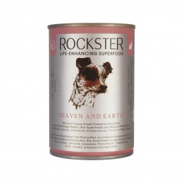 Rockster Heaven and Earth Tin 400g - Dogtor