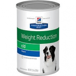 Hill's Prescription Diet Canine R/D au poulet 12 x 350 grs - Dogtor