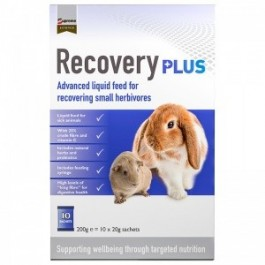 Supreme Petfoods Recovery Plus 10 x 20 grs - Dogtor