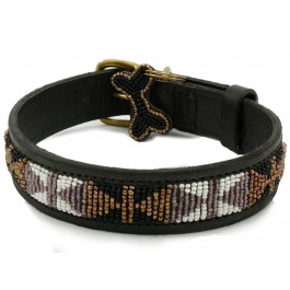 Malulu Bajuni Regular Dog Collar - Large n' Chunky - Dogtor
