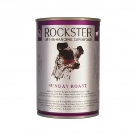 Rockster Sunday Roast Tin 400g - Dogtor