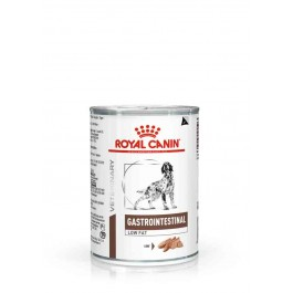 Royal Canin Veterinary Diet Dog Gastro Intestinal Low Fat 12 x 410 grs - Dogtor