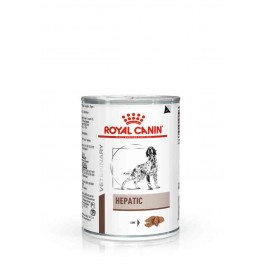 Royal Canin Veterinary Diet Dog Hepatic 12 x 420 grs - Dogtor
