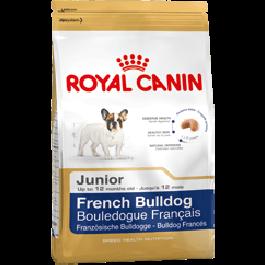 Royal Canin Bouledogue Français Junior 3 kg - Dogtor
