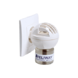 Feliway Friends diffuseur + recharge 48 ml - Dogtor