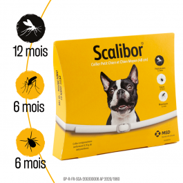 Scalibor Protectorband Collar for Small & Medium Dogs