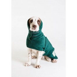 Ruff & Tumble Green Drying Coat - XXS - Dogtor