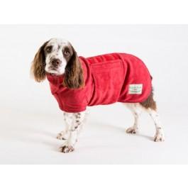 Ruff & Tumble Red Drying Coat - DM - Dogtor