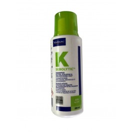 Sebolytic Shampoo for Cats & Dogs 200ml