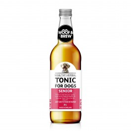 Woof & Brew Senior Herbal Tonic 330ml - Dogtor