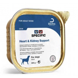 SPECIFIC Canine Heart & Kidney Support - Dogtor.vet