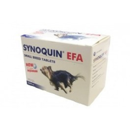 Synoquin EFA Tablets for small dogs (pack of 90)