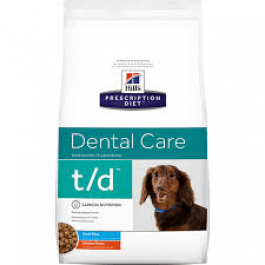 Hill's Prescription Diet t/d Canine Mini Dry