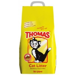 Thomas Cat Litter 16L - Dogtor