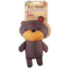 BECO Plush Toby The Teddy Dog Toy - Medium - Dogtor
