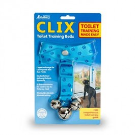Clix Toilet Training Bells - Dogtor
