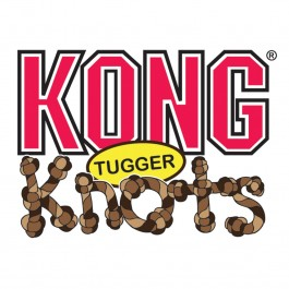 KONG Tugger Knots Moose