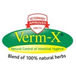 Verm-X Dog Herbal Crunchies 325g - Dogtor