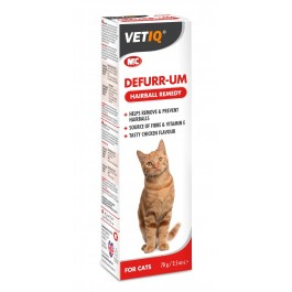 Defurr-Um Hairball Remedy Paste 70g