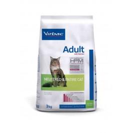 Virbac HPM Feline Lifestages Adult Salmon - Dogtor.vet