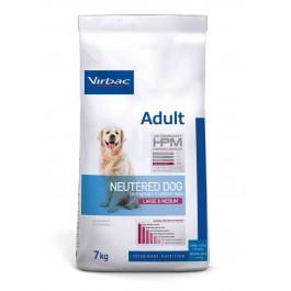 Virbac Veterinary HPM Adult Neutered Large & Medium Dog 7 kg- La Compagnie des Animaux